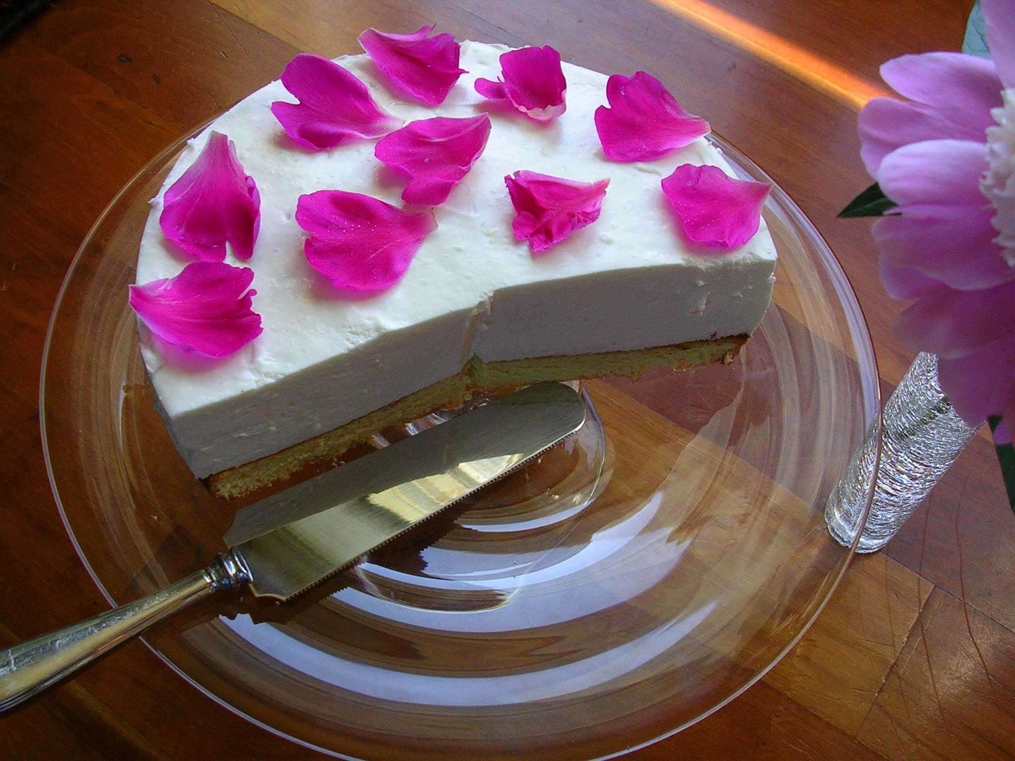 Yogurt Mousse Cake2
