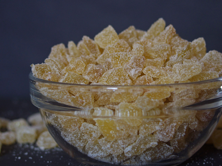Candied citron melon