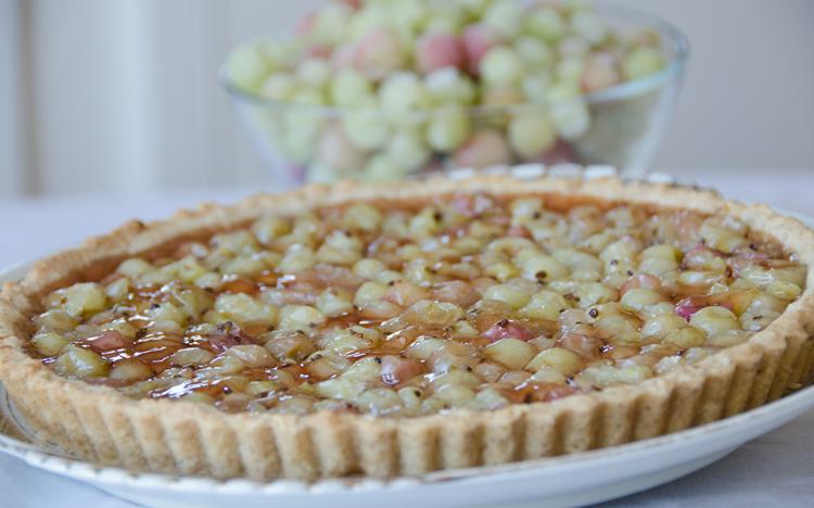Gooseberry Tart